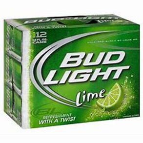 Bud Light Lime 12 pk Cans