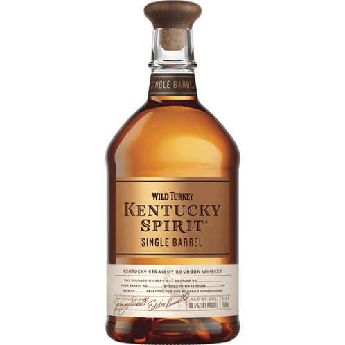 WILD TURKEY KENTUCKY SPIRIT BOURBON