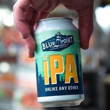 BLUE POINT BREWING  - THE IPA UNLIKE ANY OTHER