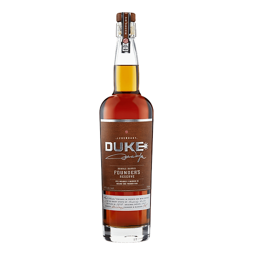 Duke Double Barrel Rye