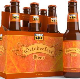 BELL'S BREWERY OKTOBERFEST BEER