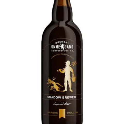 OMMEGANG SHADOW BREWER IMPERIAL STOUT