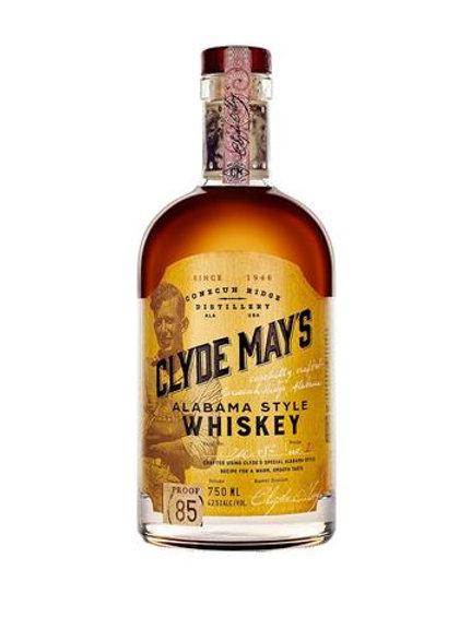 Clyde May's Alabama Whiskey