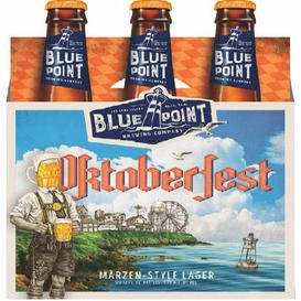 BLUE POINT BREWING CO. MOTHER PUMPKIN ALE