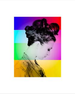 Portrait 8 by Kelly Seeber