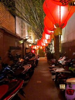 Jungle Cafe: Ho Chi Min City, Vietnam