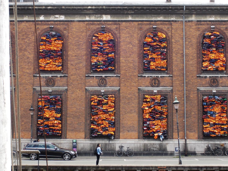 Ai Wei Wei in Copenhagen