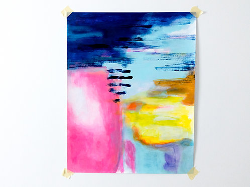 Sunset Dreams by Kelly Seeber full view