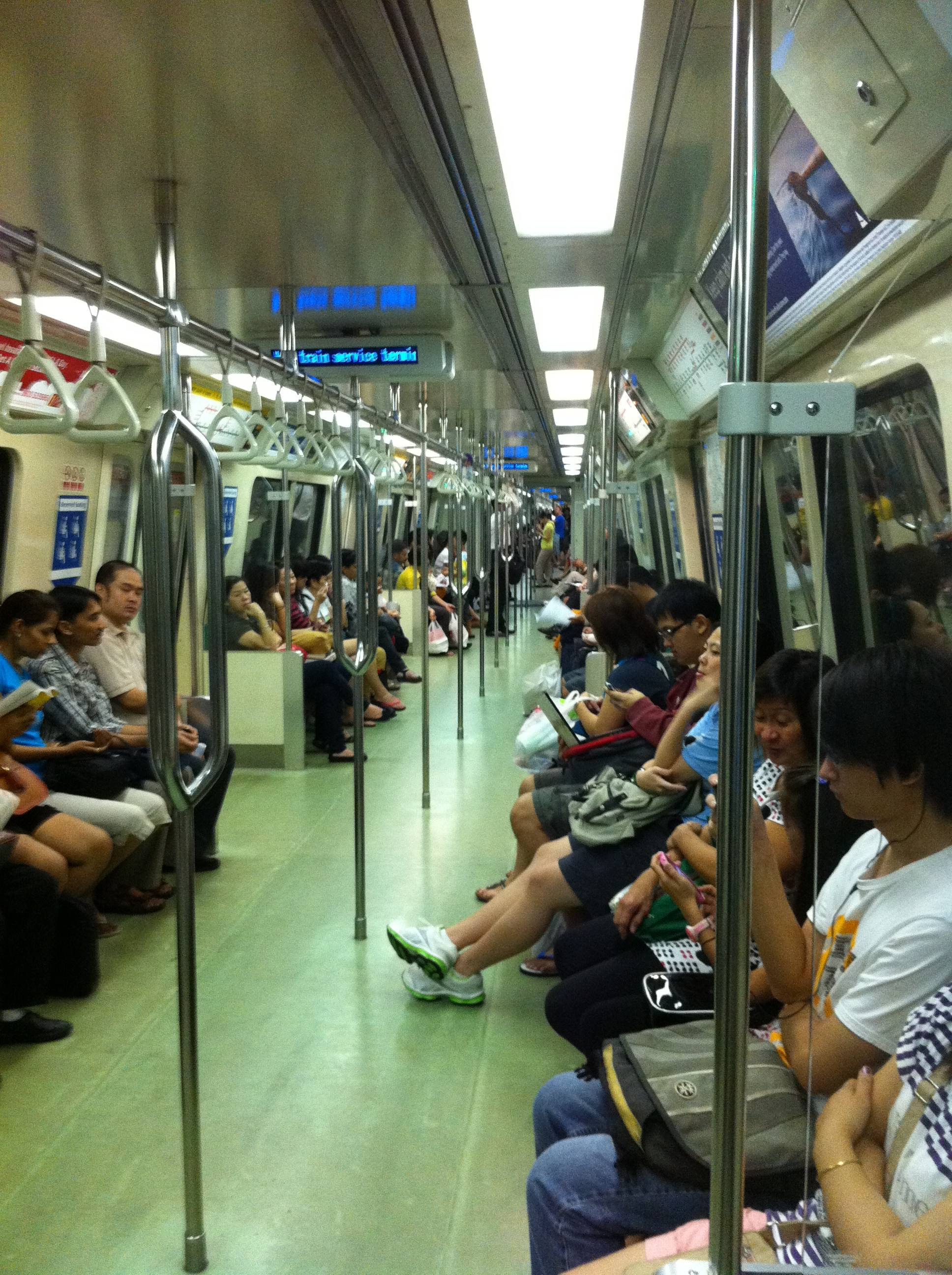 Singaport: Subway