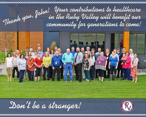 RVMC's Best Wishes to John Semingson