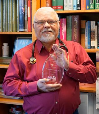 MMA Awards Dr. Roman Hendrickson