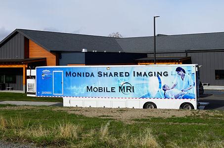 MRI Van visits RVMC every week