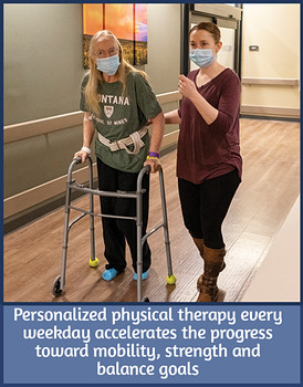 RVMC Transitional Care Physical Therapy