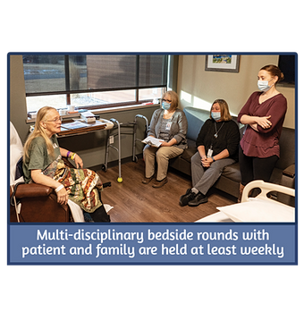 RVMC Transitional Care - Bedside Rounds