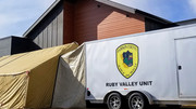 Ruby Valley Search & Rescue Provides Triage Facilities for the Ruby Valley Medical Center