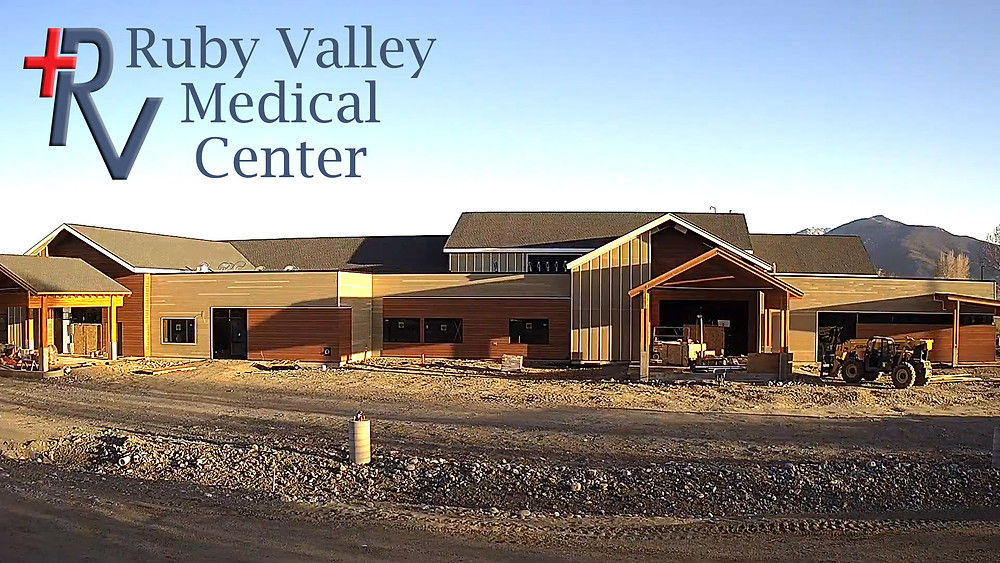 Ruby Valley Medical Center Time Lapse Video