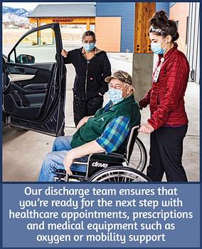 RVMC Transitional Care - Discharge Plan