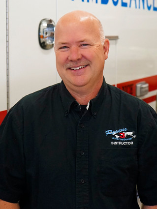 David Krause - Lead Paramedic