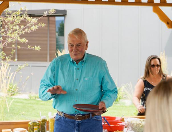 John Semingson's Retirement Party
