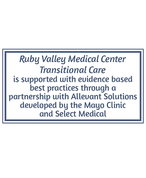 RVMC Transitional Care - Best Practices