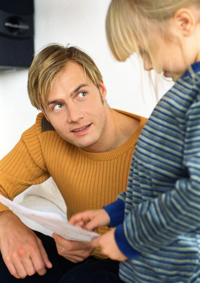 Hvem tager ansvaret for, at dit barn lærer at læse?