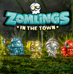 Zomlings Product Photography