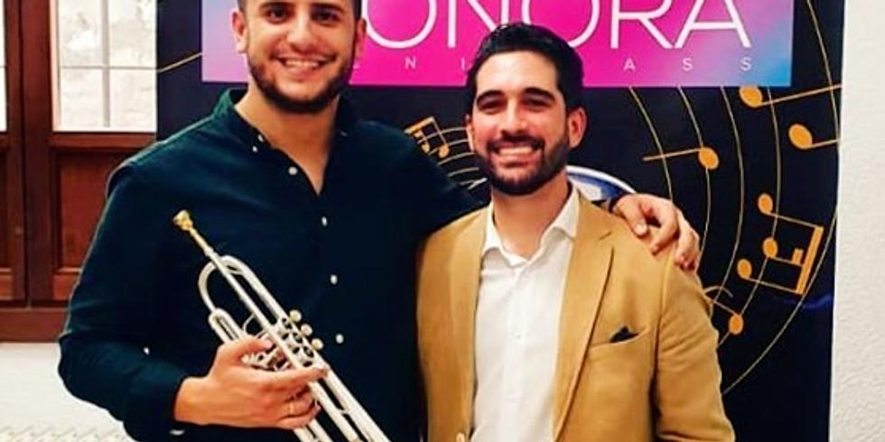 Presentación de Trompeta Leonora en Conservatorio Superior de Sevilla Manuel Castillo
