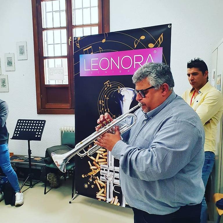 Presentación de Trompeta Leonora