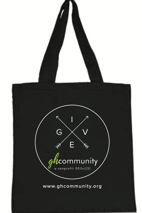 GH Community Tote Bag