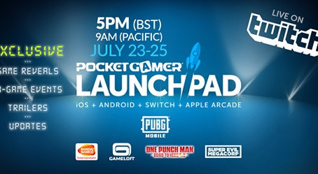 Catopia: Rush is going to shown on PocketGamer LaunchPad