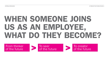 Adaptive Path employer brand - company purpose