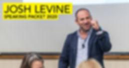 Download Josh Levine's Speaking Kit