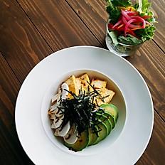 しょうゆ麴の玄米ベジボウル