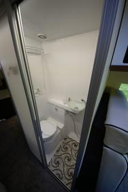 Sportissimo M - kompozitní koupelna
