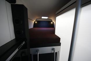 Sportissimo XL - zadní postel