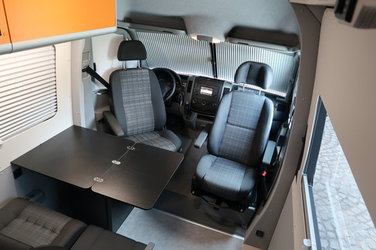 Sportissimo L - zakázková uprava sedadla