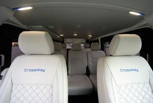 CrossWay - autopotahy