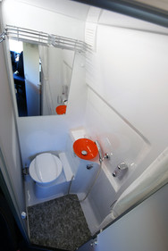 Sportissimo XXL - kompozitní skořepinová koupelna