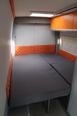 Sportissimo L - sklopená postel