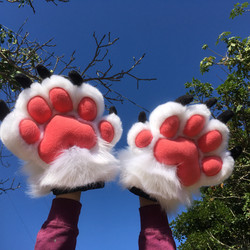 fursuit handpaws paws