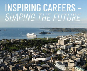 Counting down to Plymouth's 'Inspiring Careers – Shaping the Future' online event