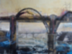 6th. street viaduct, large painting.jpg
