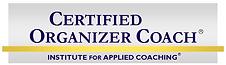 Certified Organizer Coach