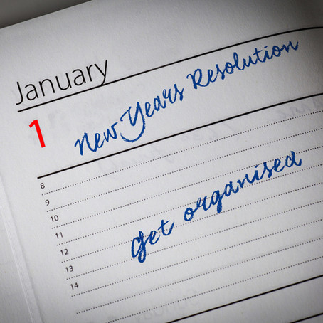 January Clean Out – A Reset for the New Year