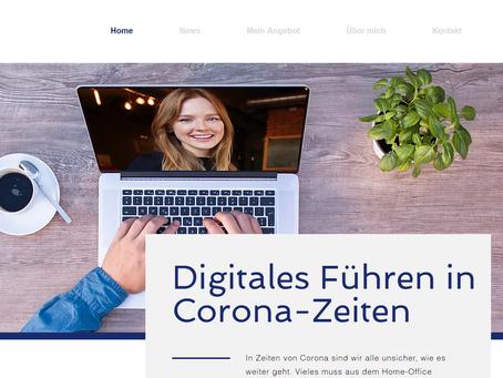 """Website """"Digitalführen.de"""" geht mit neuem Logo online!"""