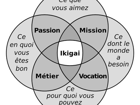 Connaissez-vous votre Ikigai?