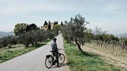 FIETSEN IN CHIANTI met e-bike