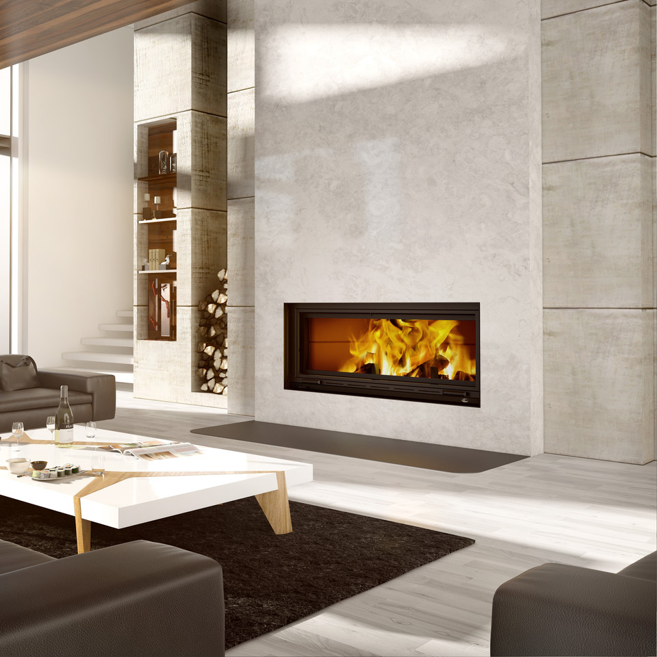 ZERO CLEARANCE FIREPLACES
