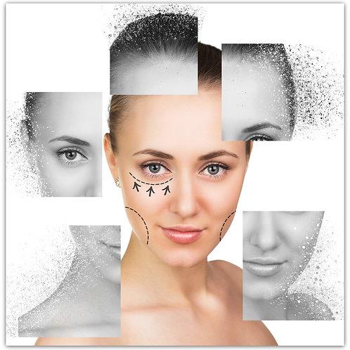 Deluxe Corrective Facial  (60 minutes)
