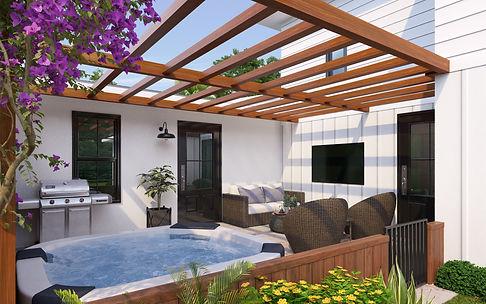 12056-Castillo Duplex CR44 Courtyard -04